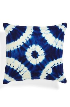 Mina Victory Tie Dye Pillow available at #Nordstrom