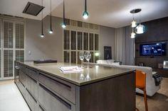 дневник дизайнера: Современный интерьер квартиры в Варшаве от Republika Architektury