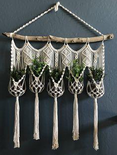 Macrame Wall Hanging/Plant Hanger