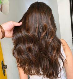 Brown Hair Shades, Brown Hair With Blonde Highlights, Blonde Hair Looks, Brown Hair Balayage, Brown Hair Colors, Brunette Hair, Hair Highlights, Hair Color Caramel, Gorgeous Hair