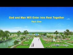 As man has lost the rest, God has lost his rest. When God enters into rest again, man will also enter into rest.|The Church of Almighty God | Eastern Lightning #Jesus#Church#theBible#LordJesus#gospel#HolySpirit#Thetruth The Descent, Worship The Lord, Jesus Loves Me, Knowing God, In The Flesh, Word Of God, Holy Spirit, Christianity, Prayers
