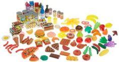 KidKraft Tasty Treats Pretend Food Play  Order at http://www.amazon.com/KidKraft-Tasty-Treats-Pretend-Food/dp/B004081EKS/ref=zg_bs_166269011_85?tag=bestmacros-20