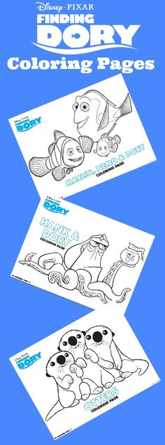 Here are the Beautiful Finding Nemo Kids Colouring Pages. This post about Beautiful Finding Nemo Kids Colouring Pages was posted under the . Nemo Coloring Pages, Disney Coloring Pages, Free Printable Coloring Pages, Free Coloring, Coloring Pages For Kids, Coloring Books, Kids Colouring, Under The Sea Theme, Finding Dory