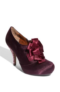 Plum Sweet Heels