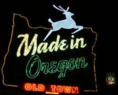 This sign, Portland Saturday Market, etc.