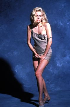Sharon Stone as Catherine Tramell - Basic Instinct