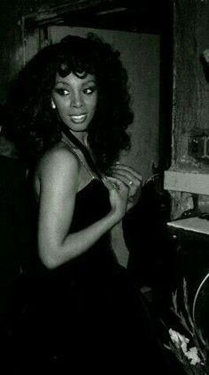 "Singer / Model : "" Donna Summer .. GORGEOUS ! """