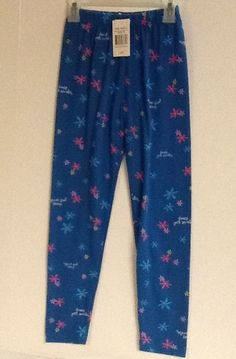 Daisy Girl Scouts Pants Printed Leggings Size 6 New!  #GirlScouts #Pants