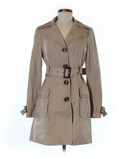 Steve Madden Women Trenchcoat