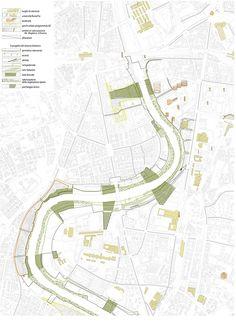 20 Ideas Landscape Architecture Portfolio Design Behance For 2019 Landscape Architecture Portfolio, Architecture Mapping, Landscape Design Plans, Urban Landscape, Strategy Map, Design Strategy, Urban Mapping, Presentation Board Design, Urban Design Diagram
