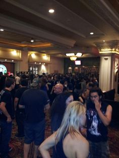 Las Vegas has a thriving Metal scene, with bands frequently performing at the House of Blues, Hard Rock, and Palms Casino. Heavy hitters like Megadeth and Anthrax frequently play in town along with bands like Cannibal Corpse and Amon Amarth.