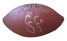 Penn State Nittany Lions Sean Lee signed NFL Wilson full size football w   proof photo 7f20b6948