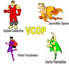 4X's Blog: VCOP Openers activity