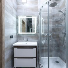 Looking for an easy update? Amp up the energy in your bathroom with LED bathroom mirrors! 💡 LED lights mirrors can create a glow, which can be a standout light source in your bathroom. #simplelighting #simplelightningUK #bathroomdecor #backlitmirrors #backlitideas #bathroomideas #bathroommirrors #ledlighting #interiordesignlovers #homeinterior #ecofriendlyproduct #zerowateproduct #ecofriendlyproduct #zerowateproduct #ecolife #goinggreen Bathroom Vanity Store, Bathroom Mirrors, Bathroom Lighting Inspiration, Flooring Companies, How To Fold Towels, Moving In Together, Smart Home Technology, Mirror With Lights, Estate Homes