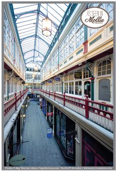 Mollie Makes visits: Cardiff Arcades - Mollie Makes