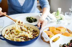 Recipe: One-Pot Braised Cabbage with Bacon — Southern Food Recipes
