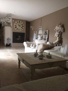 décoration de charme shabby chic décoration romantique coussin