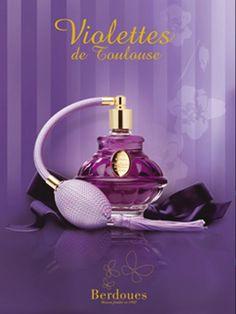 Violettes de Toulouse Eau de Parfum