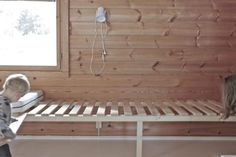 DIY day bed using Sultan Lade Slatted Bed Bases