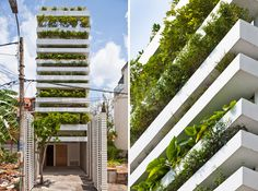 vo trong nghia architects stacking green designboom