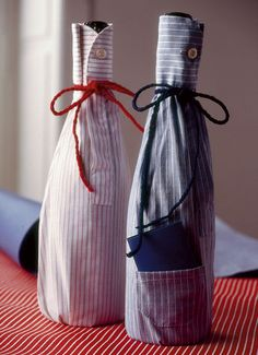 Decorazioni stoffa fai da te: impacchettare regali Linen Bag, Dad To Be Shirts, Diy Birthday, Holidays And Events, Craft Gifts, Gift Bags, Diy And Crafts, Christmas Crafts, Sewing Projects