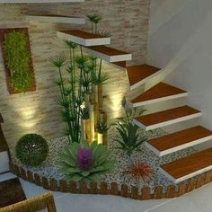 80 Indoor Garden Office and Office Plants Design Ideas for the .- 80 Indoor Garden Office and Office Plants Design ideas for the summer, # ideas - Office Plants, Garden Office, House Plants Decor, Plant Decor, Patio Plants, Outdoor Planters, Courtyard Landscaping, Landscaping Ideas, Landscaping Plants