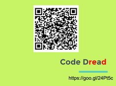 """Last week I gave a presentation called, """"Code Dread,"""" at a tech conference. I'm not sure who had more dread at the time - the attendees who hadn't tried coding before, or me, the teacher who can o..."""