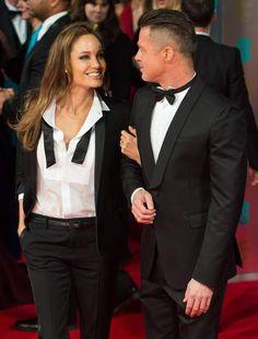 Onze ans d'amour, deux ans de mariage, Angelina Jolie et Brad Pitt continuent de…