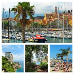 Mar imensamente azul, águas cristalinas. Você está na Côte d'Azur. Roteiro e dicas de Carol Barra para caber no seu bolso!