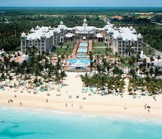 Riu Palace Punta Cana - All Inclusive. Loved every day and every night x our special holiday for our special birthdays x