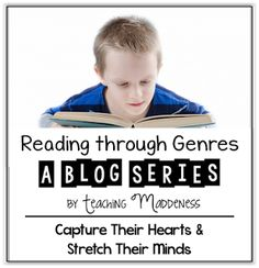 Genre Studies Series {Post 2: A Foundation with Reading Strategies}