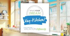 Discover your #DreamVay-Kitchen personality and you could win a stay with Wyndham Vacation Rentals worth up to $3,000 USD or irresistible food prizes to fit your taste. Promotion ends July 31, 2016. #sweepstakes