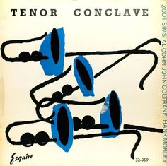 Tenor Conclave -- Esquire Records (English)