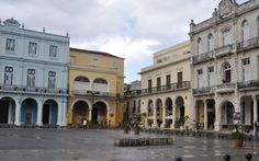 Habana Plaza Vieja Habana Cuba HD Widescreen Wallpapers