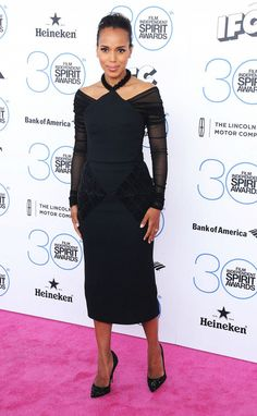 All The Must-See Looks From the Film Independent Spirit Awards via @WhoWhatWear