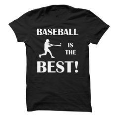 Baseball is the Best! T Shirt, Hoodie, Sweatshirt