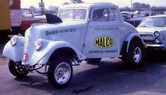 33 Willys - Gasser - Ohio George