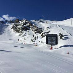 Subiendo en el huevo Diazo!! #solete vamos!!! ##snow #snowboard