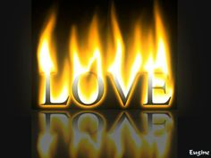 Flaming love