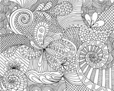 hard colouring pages for teenagers - Google Search
