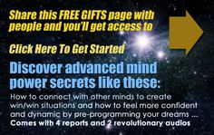 20 Free Mind Power Gifts For Inspiration, Transformation and Liberation