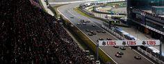 Gran Premio de China, circuito de Shanghái