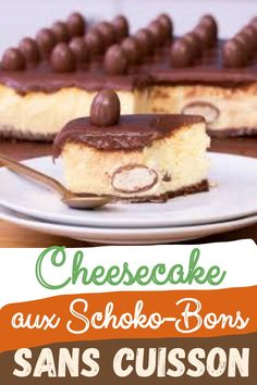 Cheesecake, Voici, Cereal, Pudding, Breakfast, Food, Bonheur, Dish, Recipes