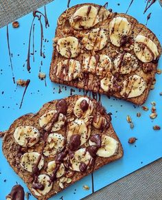 They call him the Jackson Pollock of toast Tuesday. Via @lets.eat.yall