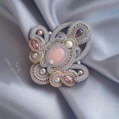 Handmade Beaded Jewelry, Handmade Art, Boho Jewelry, Jewelery, Soutache Pendant, Soutache Necklace, Tassel Earrings, Fabric Boxes, Shibori