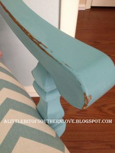 Our Thrifted Nest Blog: How To Paint and Distress Furniture