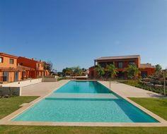 Nice long pool in Mont-Roig del Camp (Spain) - Campaya