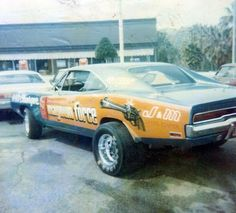 440 Charger...some serious 70s style going on...
