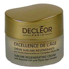 Decleor Excellence De Lage Sublime Regenerating Cream