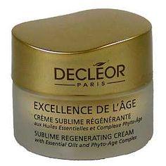 Decleor Excellence De Lage Sublime Regenerating Cream